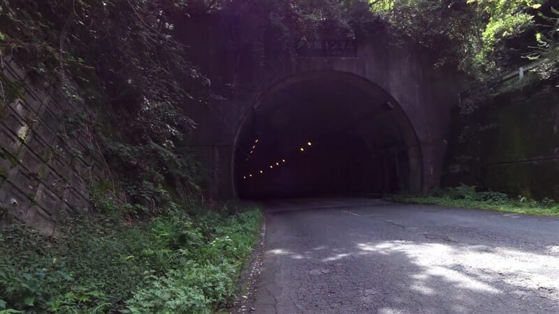 戸ヶ坂トンネル