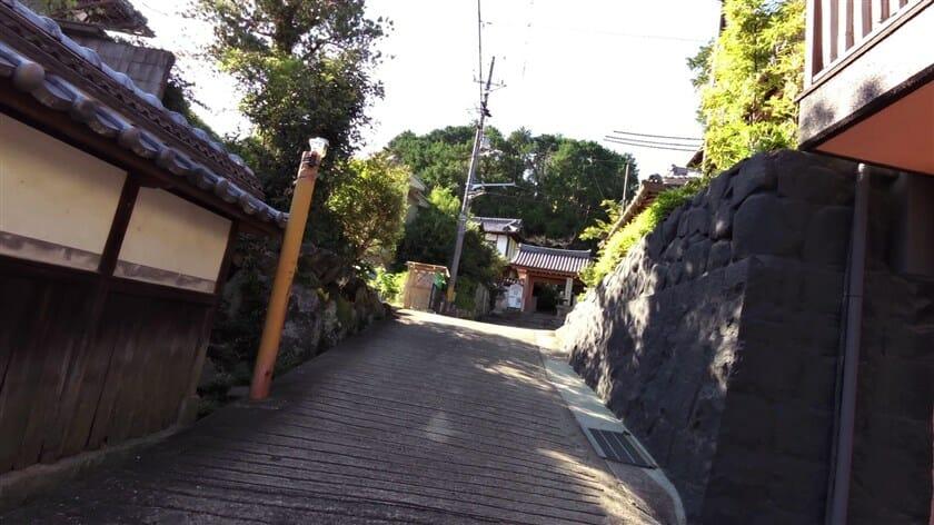 矢田寺参道