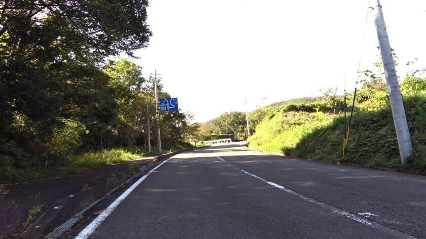 ゆるぎ地蔵尊・千光寺方面への看板