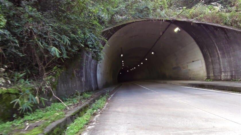櫟原トンネル