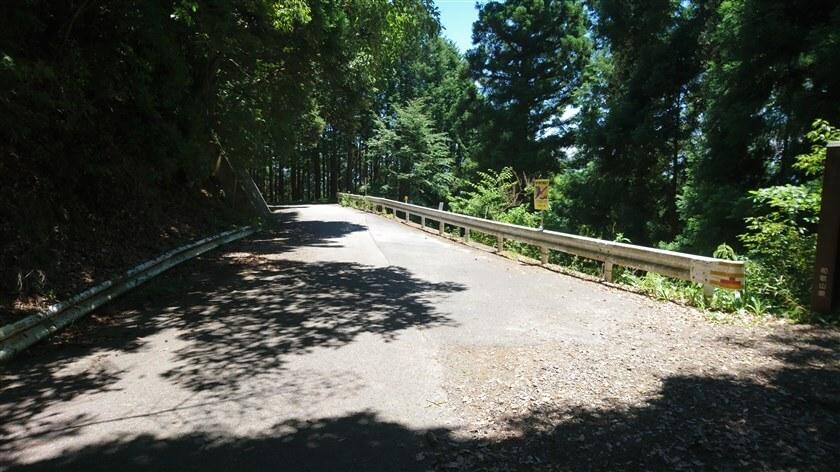 和歌山県側への、下りの様子