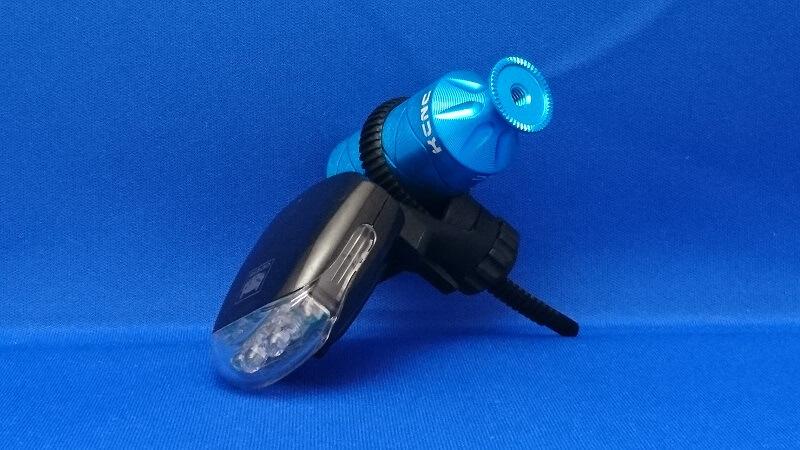 KCNC ハブパーツ 軽量 ライトアダプター。