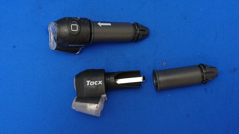 Tacx(タックス)LUMOSライト バーエンドライト ウインカー【左右セット】